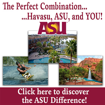 Havasu, ASU, and You!