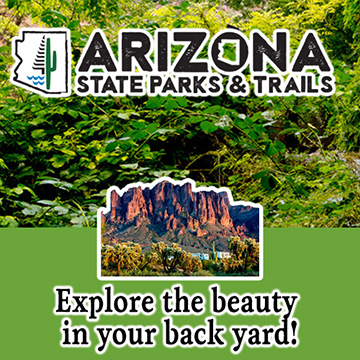 Arizona State Parks & Trails: Explore the beauty in your back yard!