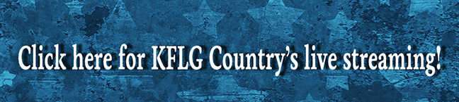 KFLG Country is Streaming! Listen here