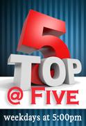 KFLG Top 5 @ 5