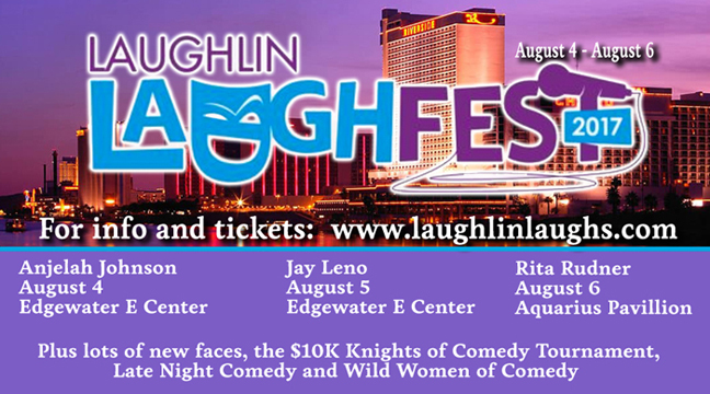 Laughlin Laughfest 2017